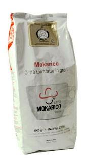 Espresso Mokarico Classico 85%/15%, 1 kg Bohnen
