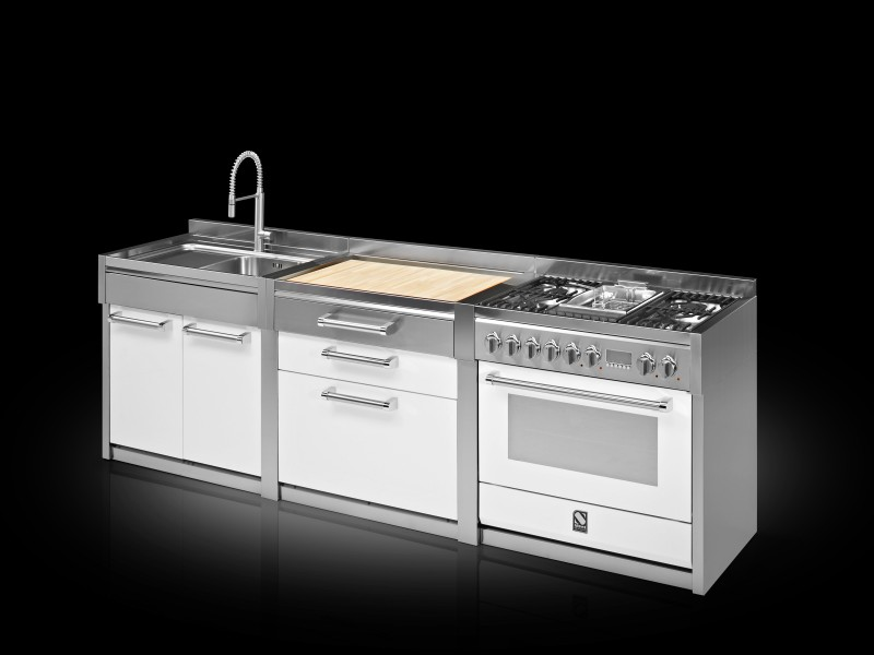 Modul Küchen steel modulküchen edelstahlküchen welter welter köln