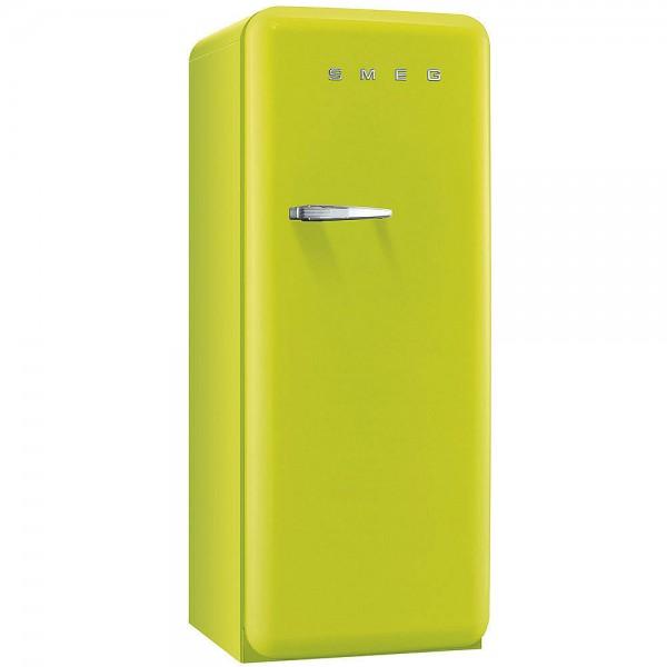 Smeg Kühlschrank Limmettengrün FAB28RLI3