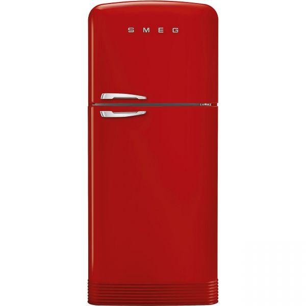 Smeg Kühlschrank Rot FAB50RRD5