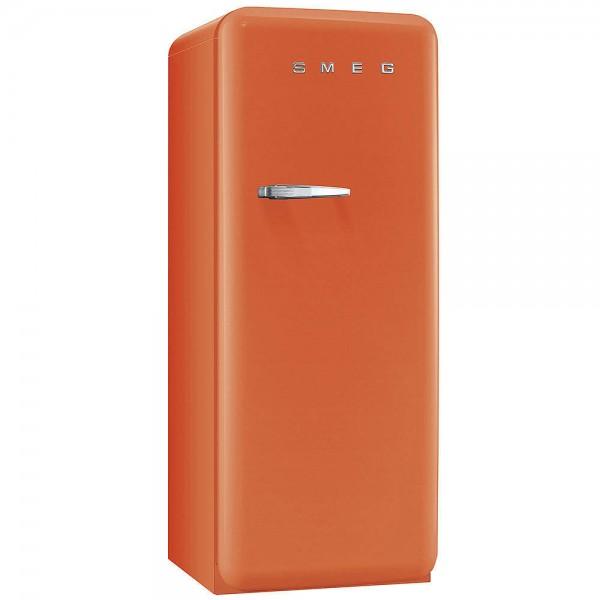 Smeg Kühlschrank Orange FAB28ROR3 / FAB28LOR3