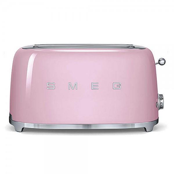 Smeg Toaster TSF02PKEU Langschlitz Cadillac Pink