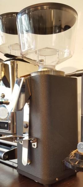 ECM Espressomühle S-Manuale 64 Anthrazit