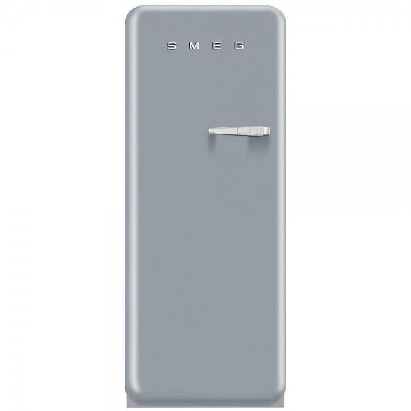 Smeg Kühlschrank FAB28LSV3 Polarsilber mit Linksanschlag