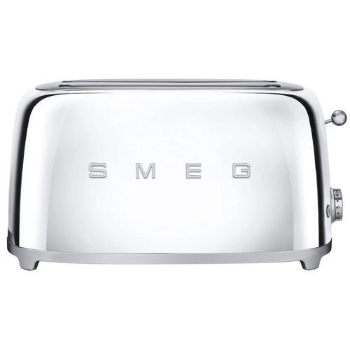 Smeg Toaster TSF02SSEU Chrom