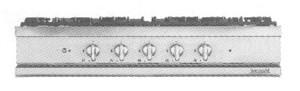 Lacanche Kochtisch Modern 100 cm
