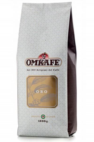 Espresso Omkafe Oro 70/30, 1 kg Bohnen