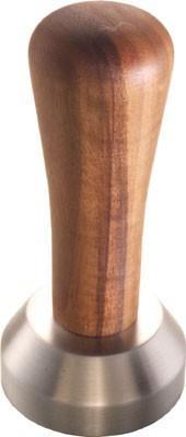 Concept-Art Tamper Classic Walnuss Alu 58 mm