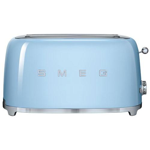 Smeg Toaster TSF02PBEU Pastellblau