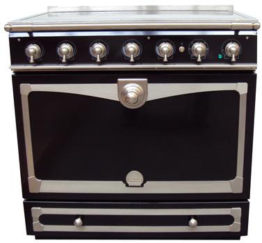 la cornue cornufe albertine 90 cm induktionsherd hier online kaufen welter und welter k ln. Black Bedroom Furniture Sets. Home Design Ideas