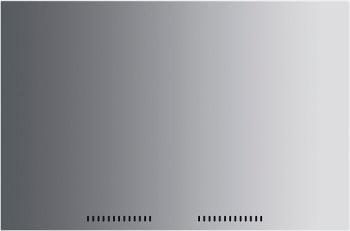 Smeg KIT90X9 Rückwandpaneel, Edelstahl