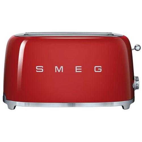 Smeg Toaster TSF02RDEU Rot