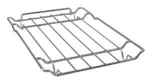 Steel Grillgitter für Backofen