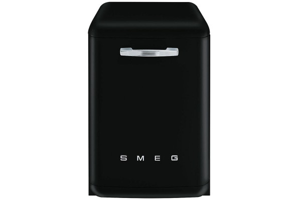 Smeg Kühlschrank Schwarz : Smeg lvfabbl geschirrspüler in schwarz cm welter welter köln