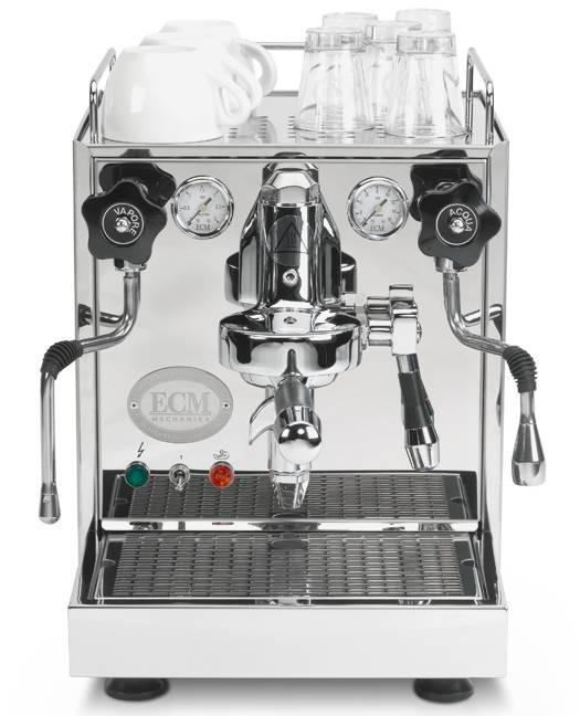 ecm mechanika iv espressomaschine welter und welter k ln. Black Bedroom Furniture Sets. Home Design Ideas