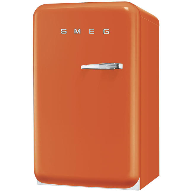 smeg k hlschrank fab10 orange welter und welter k ln. Black Bedroom Furniture Sets. Home Design Ideas