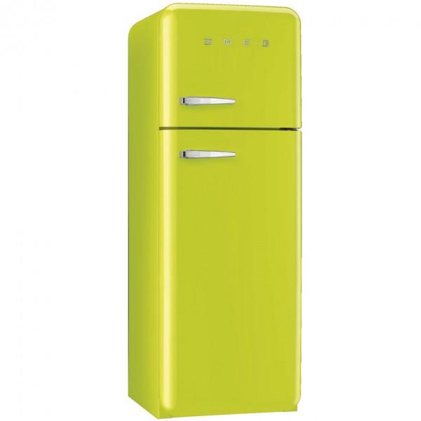 Smeg Kühlschrank Limettengrün FAB30RLI5