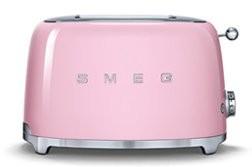 Smeg Toaster TSF01PKEU Pink