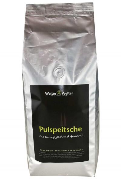 Espresso Welter & Welter Pulspeitsche 60/40, 1 kg Bohnen