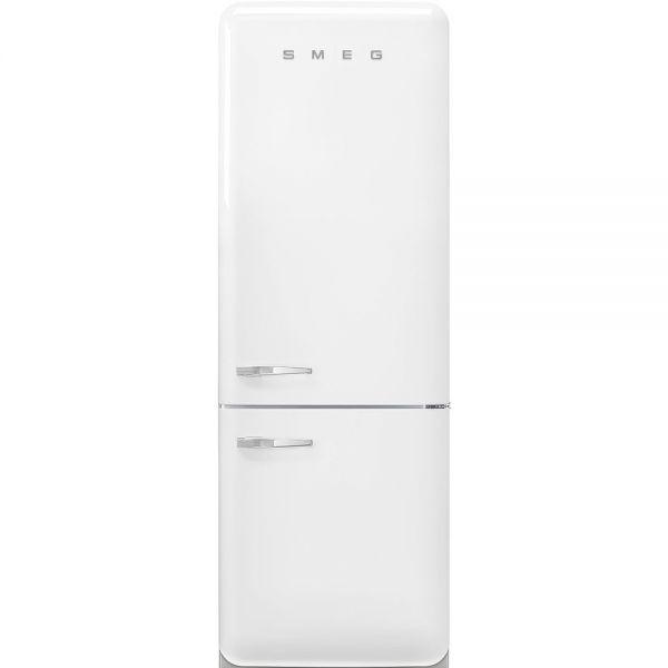 Smeg Kühlschrank Weiss FAB38RWH5 Rechtsanschlag