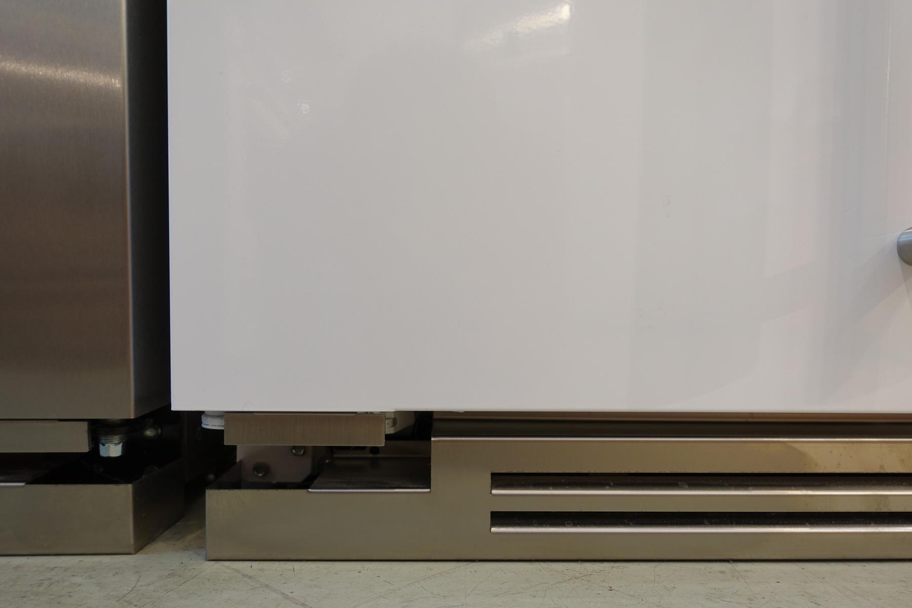 Amerikanischer Kühlschrank Maße : O f classic side by side kühlschrank mit dispenser welter