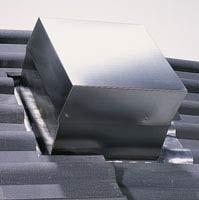 O+F Externe Gebläseeinheiten - zur Montage auf dem Dach mit Edelstahl-Gehäuse (Satteldach)