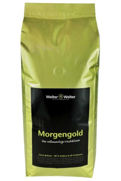 Espresso Welter & Welter Morgengold 80/20, 1 kg Bohnen