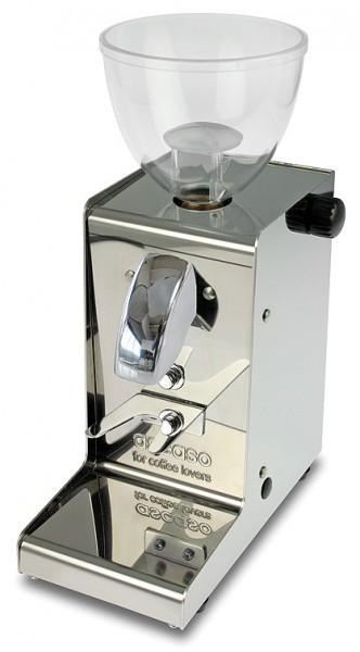 Ascaso i Steel i-1 Espressomühle - Scheibenmahlwerk poliert