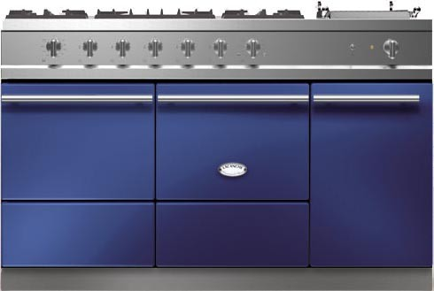 Lacanche Cluny Modern 1400 D Standherd 140,5 cm