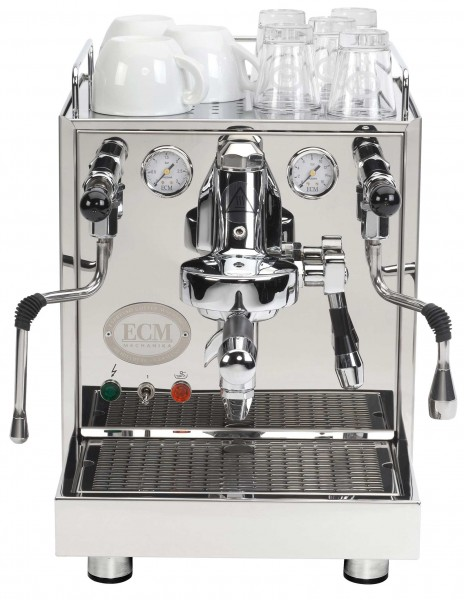 ECM Mechanika Profi IV Espressomaschine mit Festwasseranschluss