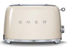 Smeg Kühlschrank Xxl : Smeg toaster tsf creu scheiben creme welter welter welter