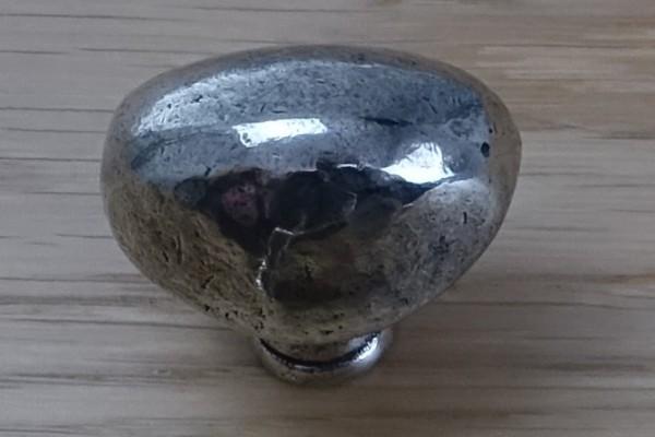 Möbelgriff 35 mm Weiß-Bronze WB