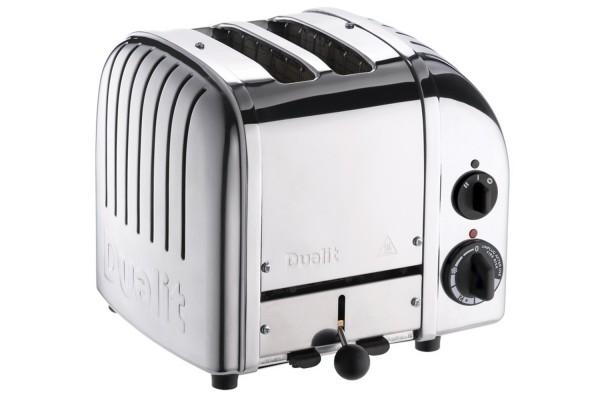 Dualit Toaster Vario - 2 Schlitz Poliert