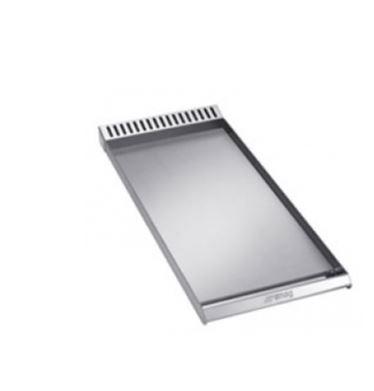 Smeg TPX6090 Teppanyaki-Grillplatte aus Edelstahl
