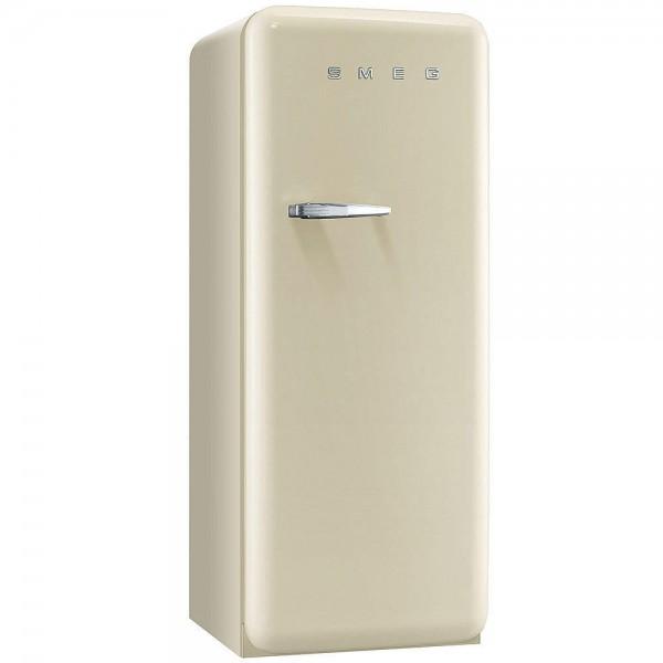 Smeg Kühlschrank FAB28RCR3 Creme mit Rechtsanschlag