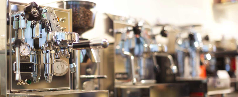 Ecm-Koeln-Espressomaschine