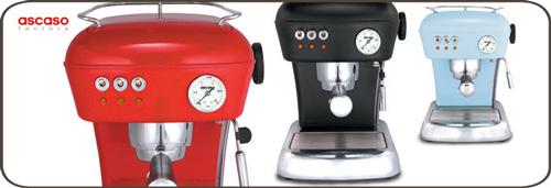 Ascaso-Espressomaschinen