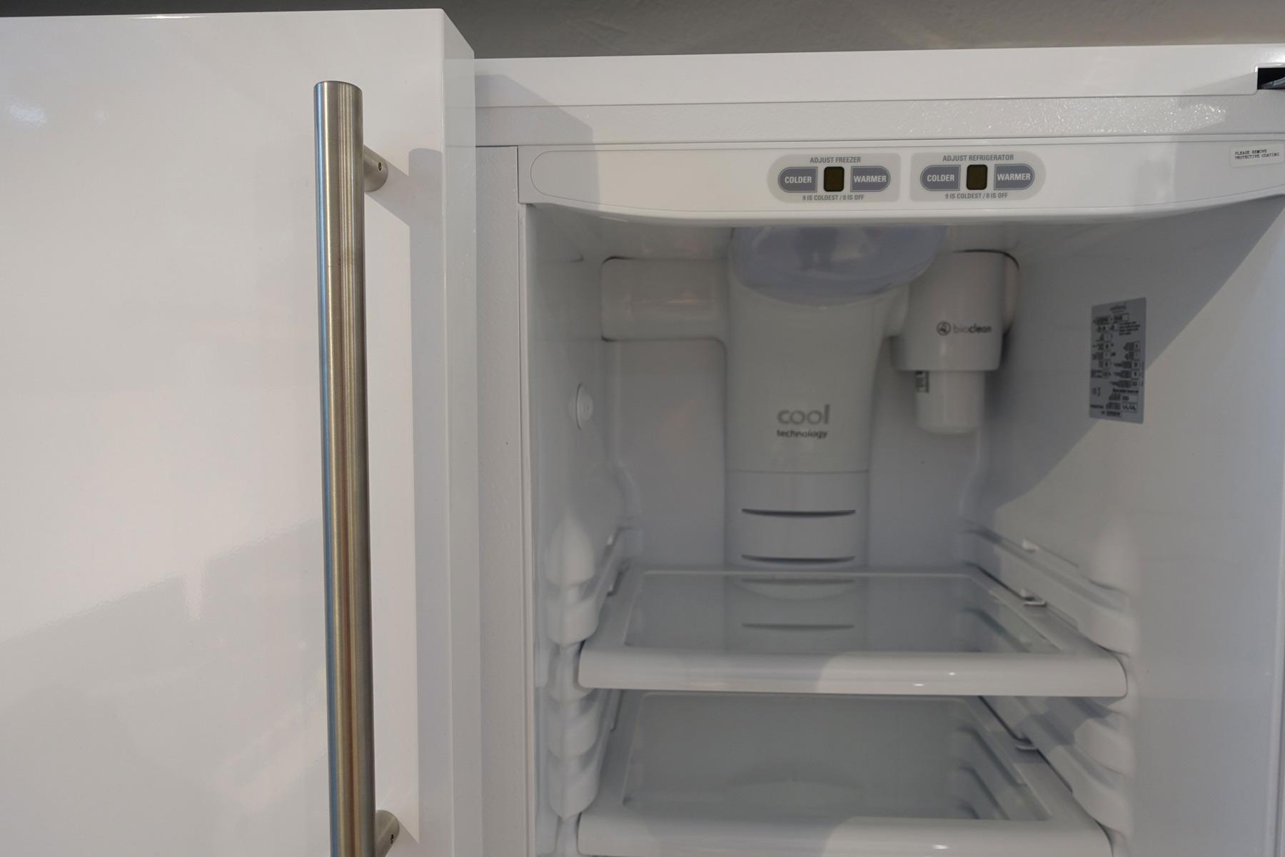 Side By Side Kühlschrank 70 Cm Breit : O f classic side by side kühlschrank mit dispenser welter