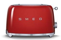 Smeg Toaster TSF01RDEU 2-Scheiben Rot