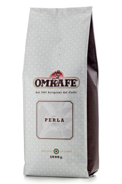 Espresso Omkafe Perla 25/75, 1 kg Bohnen