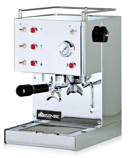 isomac venus espressomaschine inklusive espressokurs welter und welter k ln. Black Bedroom Furniture Sets. Home Design Ideas