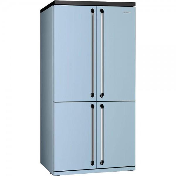 smeg victoria k hlschrank side by side fq960pb 92 cm welter welter k ln. Black Bedroom Furniture Sets. Home Design Ideas