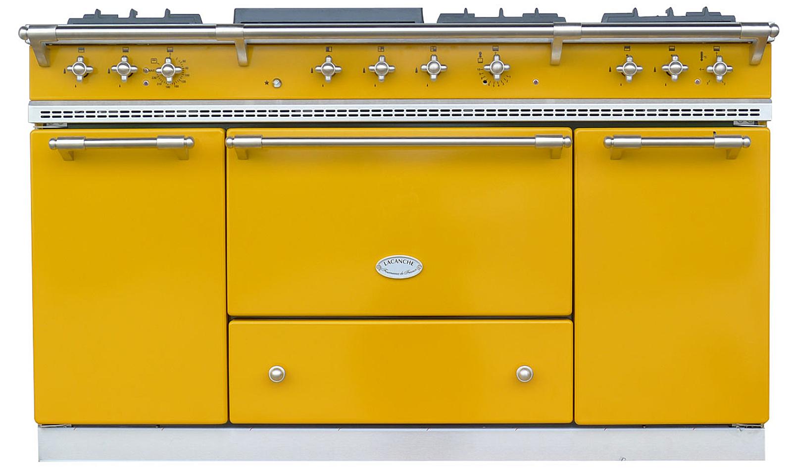 lacanche fontenay 150cm gasherd standherd welter und welter k ln. Black Bedroom Furniture Sets. Home Design Ideas