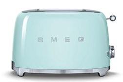 Smeg Kühlschrank Fab30rp1 : Smeg toaster tsf pgeu scheiben pastellgrün welter welter köln