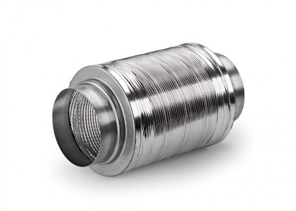 Naber Schalldämpfer Aluminium 150