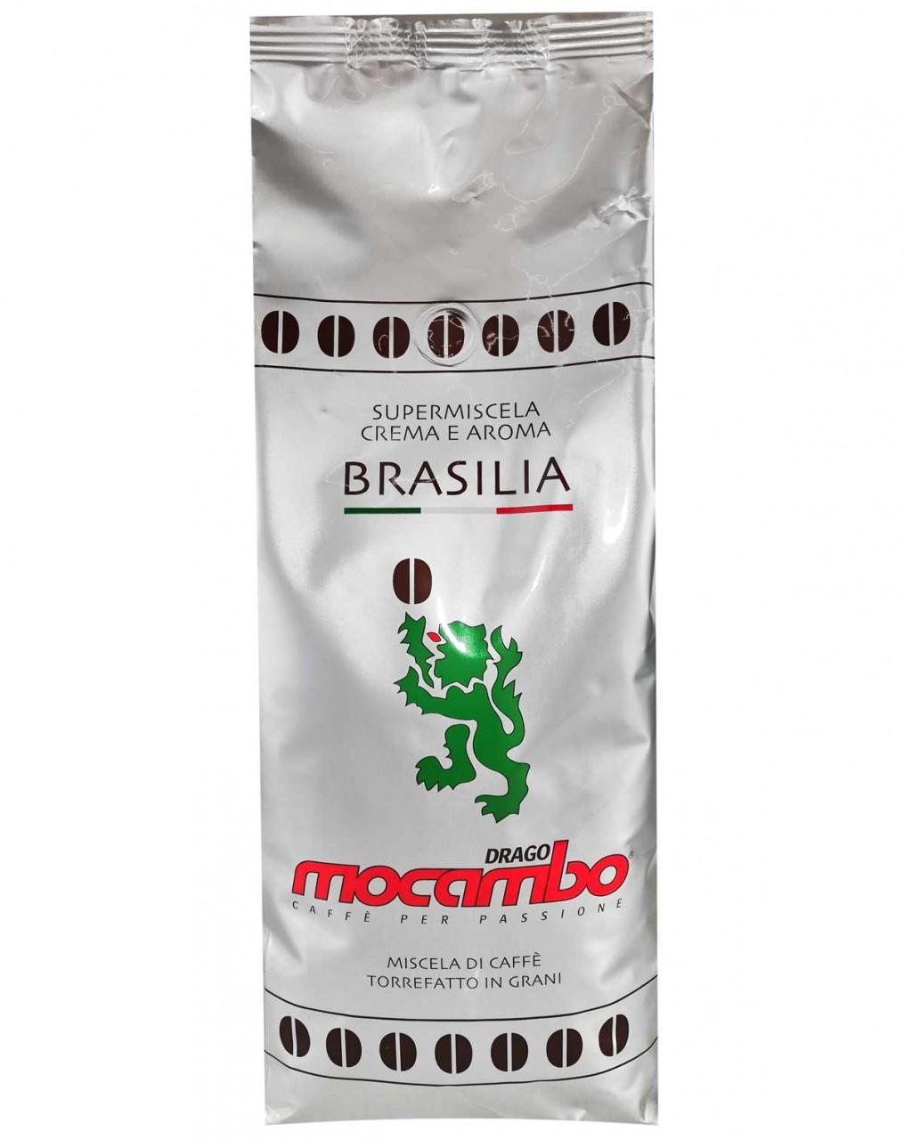 Espresso Mocambo Brasilia 60/40, 1 kg Bohnen