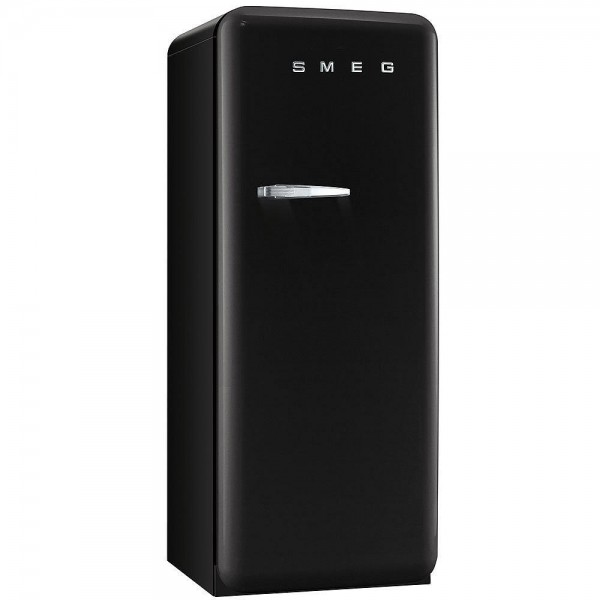 smeg k hlschrank fab28 schwarz standk hlschrank welter. Black Bedroom Furniture Sets. Home Design Ideas