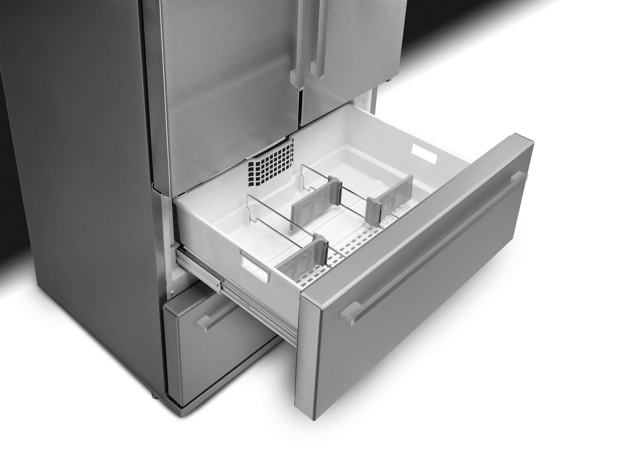 Smeg Kühlschrank Zweitürig : Smeg side by side kühlschrank fq55fx2pe 84 cm welter & welter köln