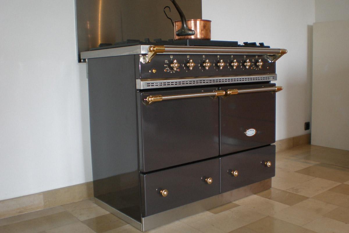 lacanche cluny 1000 gasherd 100cm welter welter k ln. Black Bedroom Furniture Sets. Home Design Ideas