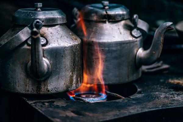 """Kurs """"Kochen auf Gas"""" - In der Schwebe"""